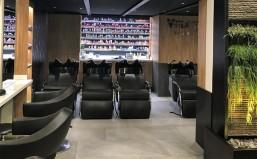 Le nouveau salon Velasquez à Rouen, aménagements par VianAgencement