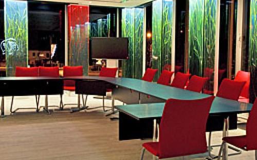 Aménagement et décoration de salle du conseil - salle de réunion