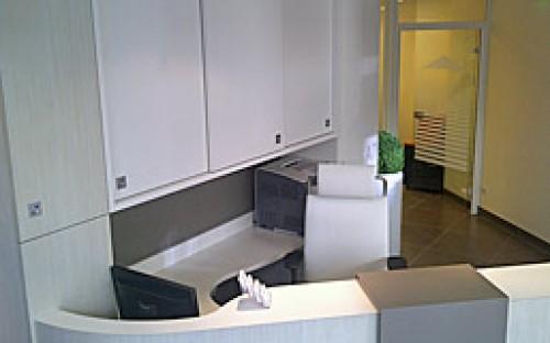 Agencement d'agence immobilière