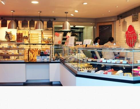 Agencement de boulangerie en Normandie